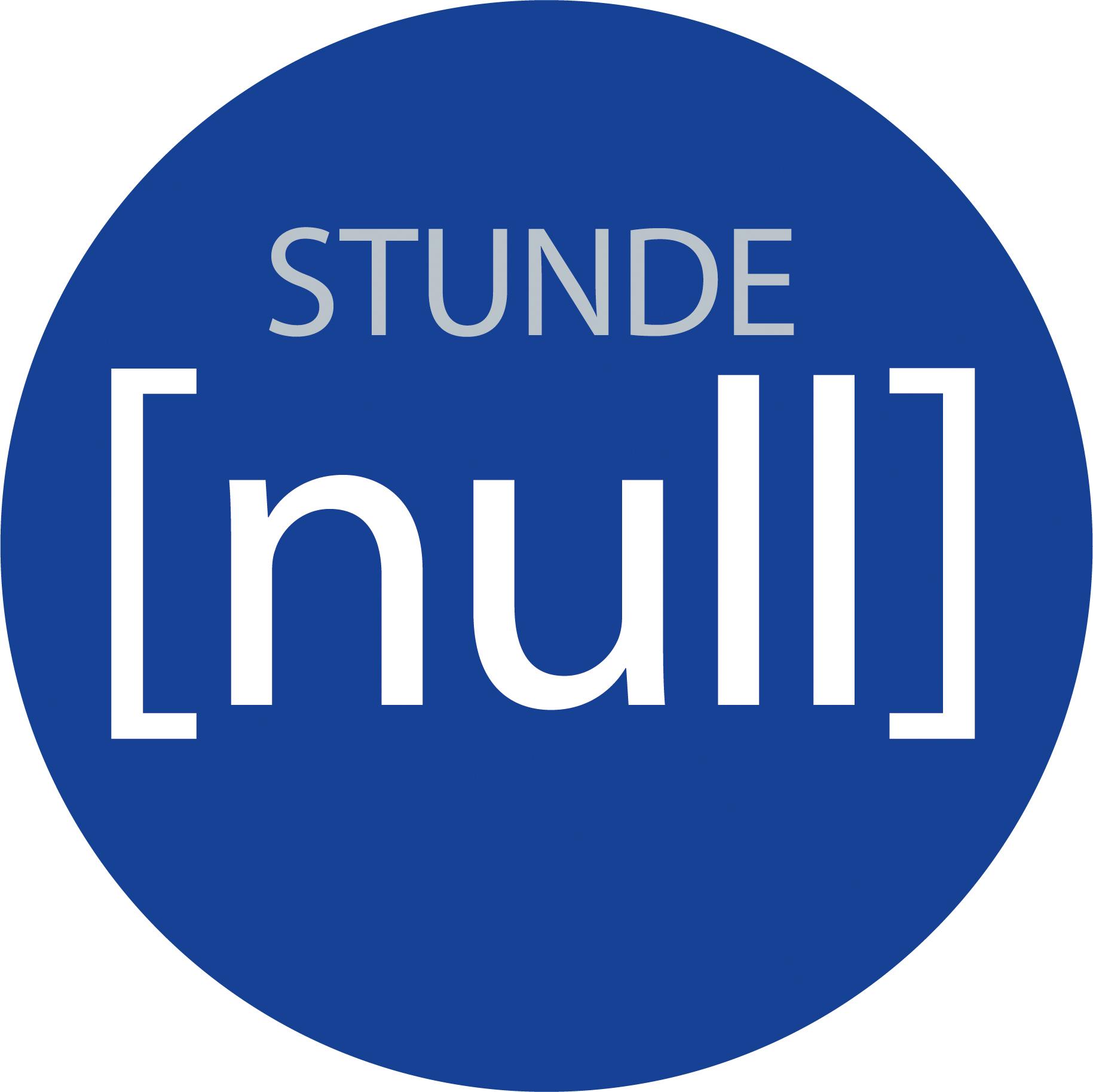 Stunde Null Logo